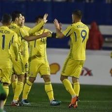 Сборная Украины не смогла обыграть команду Саудовской Аравии