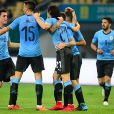 Уругвай одержал победу над Чехией