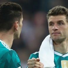 Мюллер и Озил не сыграют против Бразилии