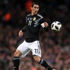 Анхель Ди Мария пропустит матч против Испании