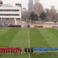 Украина U-16 сыграла вничью с Грузией