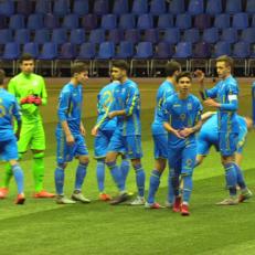 Украина U-17 обыграла Сербию