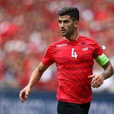 Хюсай травмировался в матче за Албанию