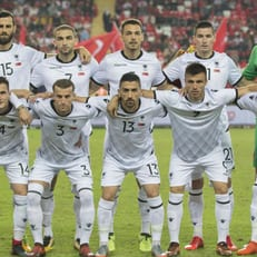 Норвегия минимально обыграла Албанию