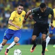 Германия - Бразилия: стартовые составы