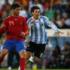Испания - Аргентина: Лионель Месси пропускает матч