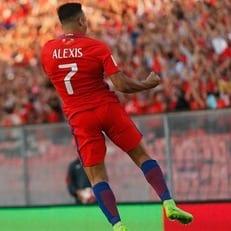 Алексис Санчес побил рекорд сборной Чили