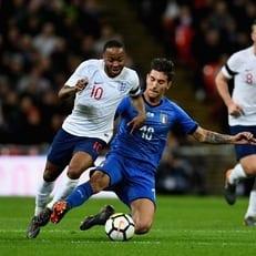 Англия и Италия победителя не выявили