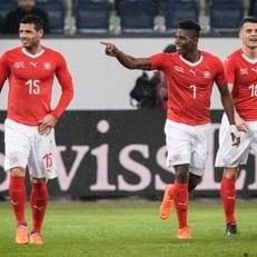 Швейцария отправила шесть безответных мячей в ворота Панамы