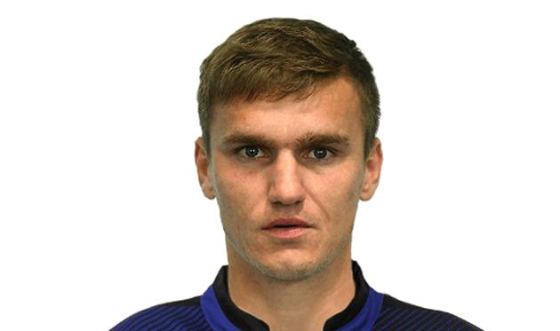 Александр Гладкий— игрок «Черноморца»