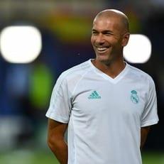"""Зидан: """"Хочу остаться тренером """"Реал Мадрида"""""""