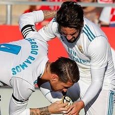 """Иско и Серхио Рамос пропустят игру против """"Лас-Пальмас"""""""