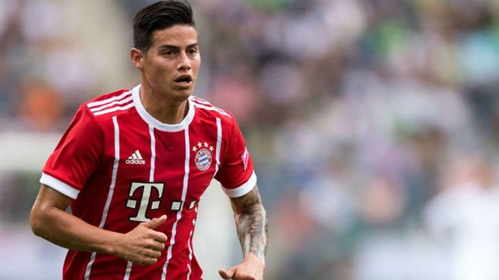 «Бавария» проинформировала «Реалу», что выкупит Хамеса Родригеса за42млневро