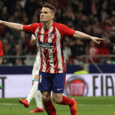 """""""Атлетико"""" пропустил всего лишь 4 гола в 15 домашних матчах Примеры"""