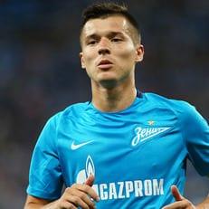 """УЕФА предупредил игрока """"Зенита"""" за нарушение допинг-контроля"""