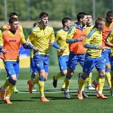 Сборная Украины сыграет с Марокко в Швейцарии