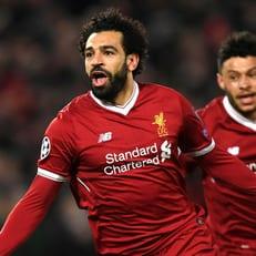 Роналду и Салах — претенденты на звание лучшего игрока недели ЛЧ
