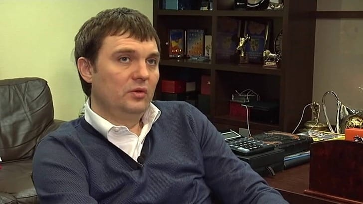 Евгений Красников, фото: google.com