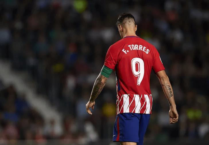 Торрес покинет Атлетико поокончании сезона