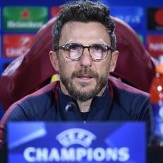 """Ди Франческо: """"Против """"Барселоны"""" будут играть все сильнейшие"""""""