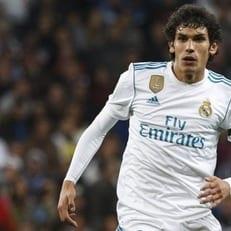 """Хесус Вальехо дебютировал за """"Реал Мадрид"""" в Лиге чемпионов"""