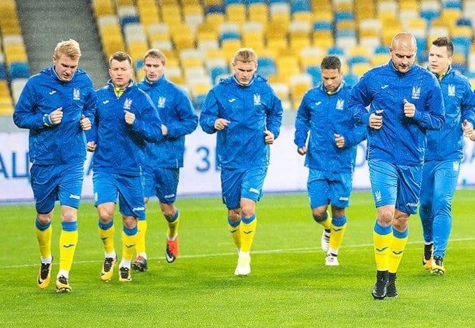 Матч Италия— Украина состоится 10октября