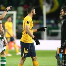 Диего Коста и Люка Эрнандес получили повреждения