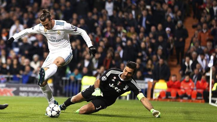 Роналду иБэйл пропустят матч «Реала» с«Малагой»