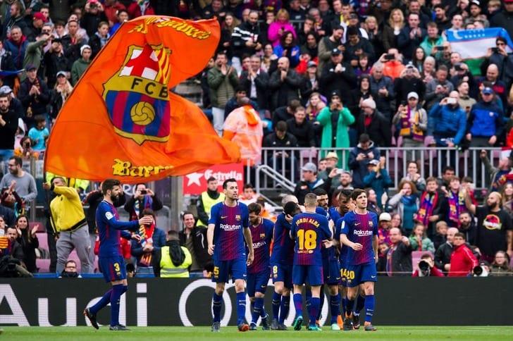 «Рома» продолжает издеваться над «Барселоной» в социальных сетях