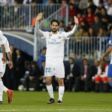 """""""Реал Мадрид"""" справился с аутсайдером"""
