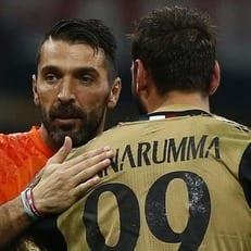 Доннарумма побил рекорд Серии А