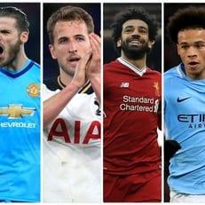 PFA огласила претендентов на звание лучшего игрока в Англии