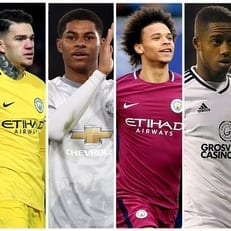 Кейн, Стерлинг и Эдерсон претендуют на звание лучшего молодого игрока Англии