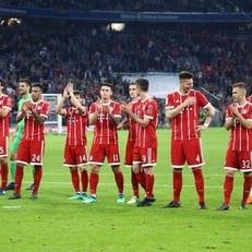 """""""Бавария"""" забила не менее 5 голов в трех домашних играх кряду"""