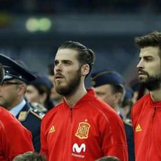 Испания проведет товарищеский матч против Уэльса