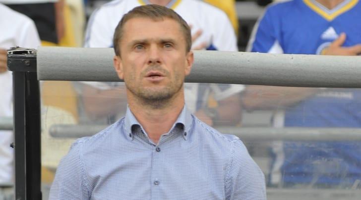Супруга Сергея Реброва родила футболисту 3-го ребенка