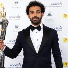 Мохамед Салах стал игроком года в АПЛ