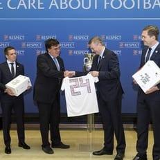 Германия презентовала свою заявку на проведение Евро-2024