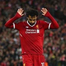 """Салах занял второе место в списке рекордсменов """"Ливерпуля"""" по голам за сезон"""