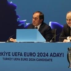 Турция официально подала заявку на проведение Евро-2024