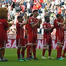 """""""Бавария"""" выставила самый молодой состав за 23 года"""