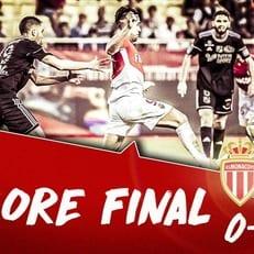 """""""Монако"""" не сумел обыграть """"Амьен"""" и опустился на третью строчку в Лиге 1"""