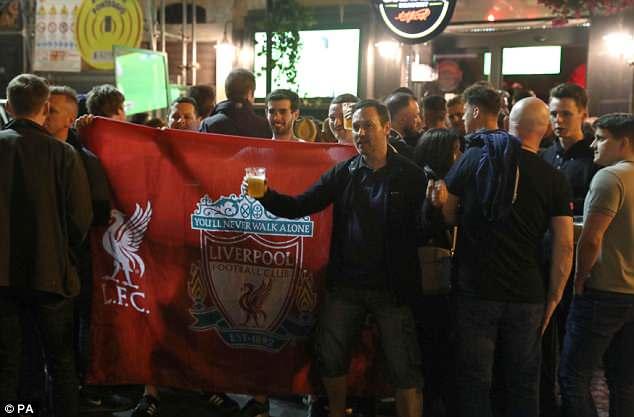 «Ливерпуль» стал вторым финалистом Лиги чемпионов