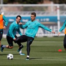 """""""Реал Мадрид"""" объявил заявку на ответный матч с """"Баварией"""""""