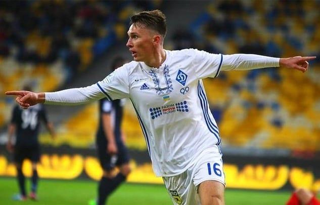 Сергей Сидорчук сыграл за«Динамо» впервый раз соктября 2017г