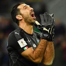 Буффон может больше не сыграть за Италию