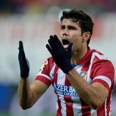 Диего Коста — лучший игрок недели в Лиге Европы