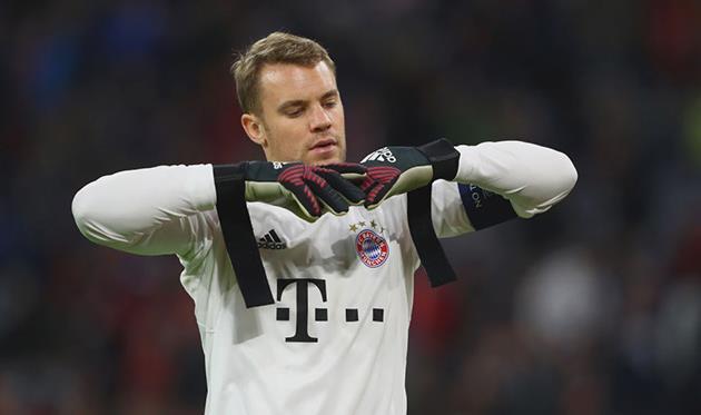Нойер несыграет за«Баварию» ниводном изоставшихся матчей сезона