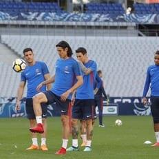 ПСЖ объявил заявку на финал кубка Франции