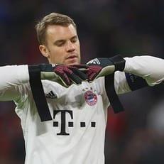 Мануэль Нойер может принять участие в финале кубка Германии